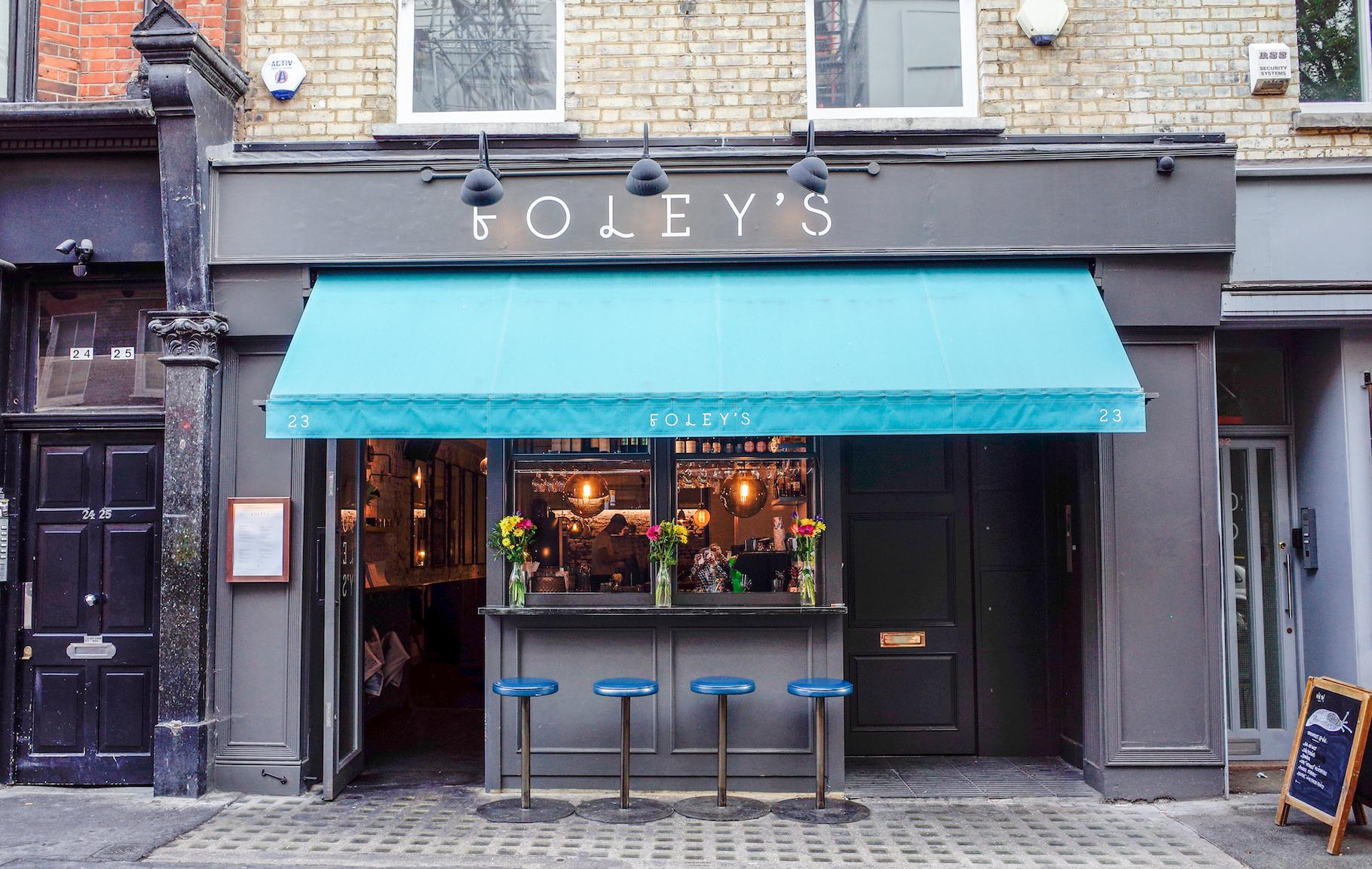 Straight Forward Design - We love Fitzrovia Foleys