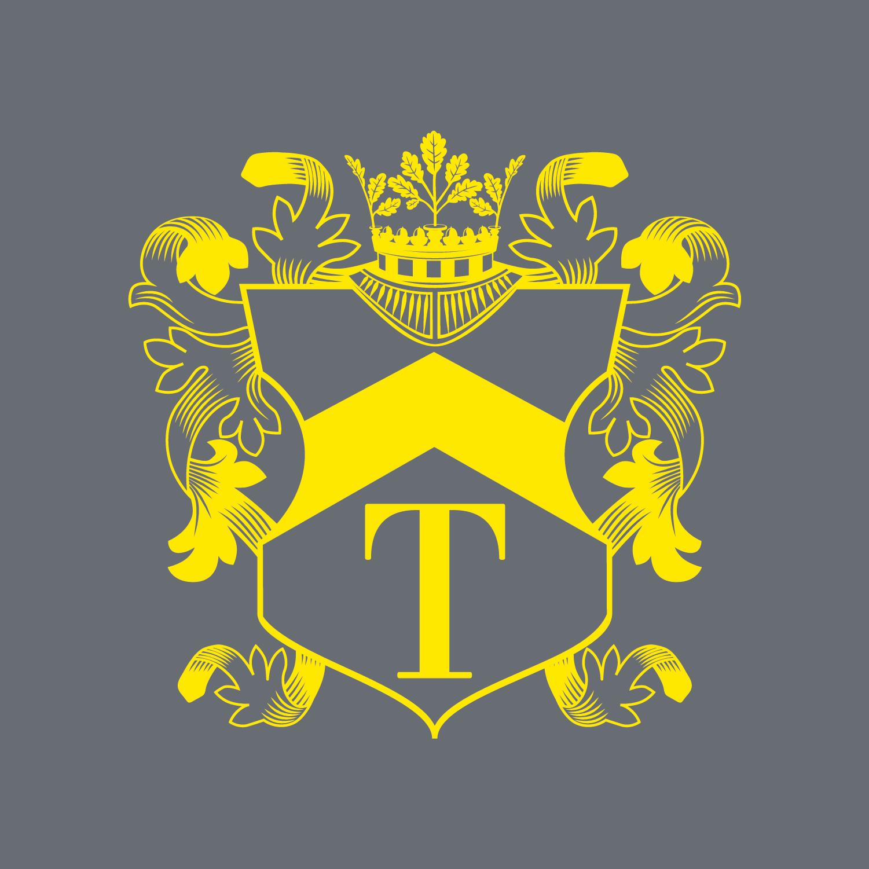 Tusting Crest Logo