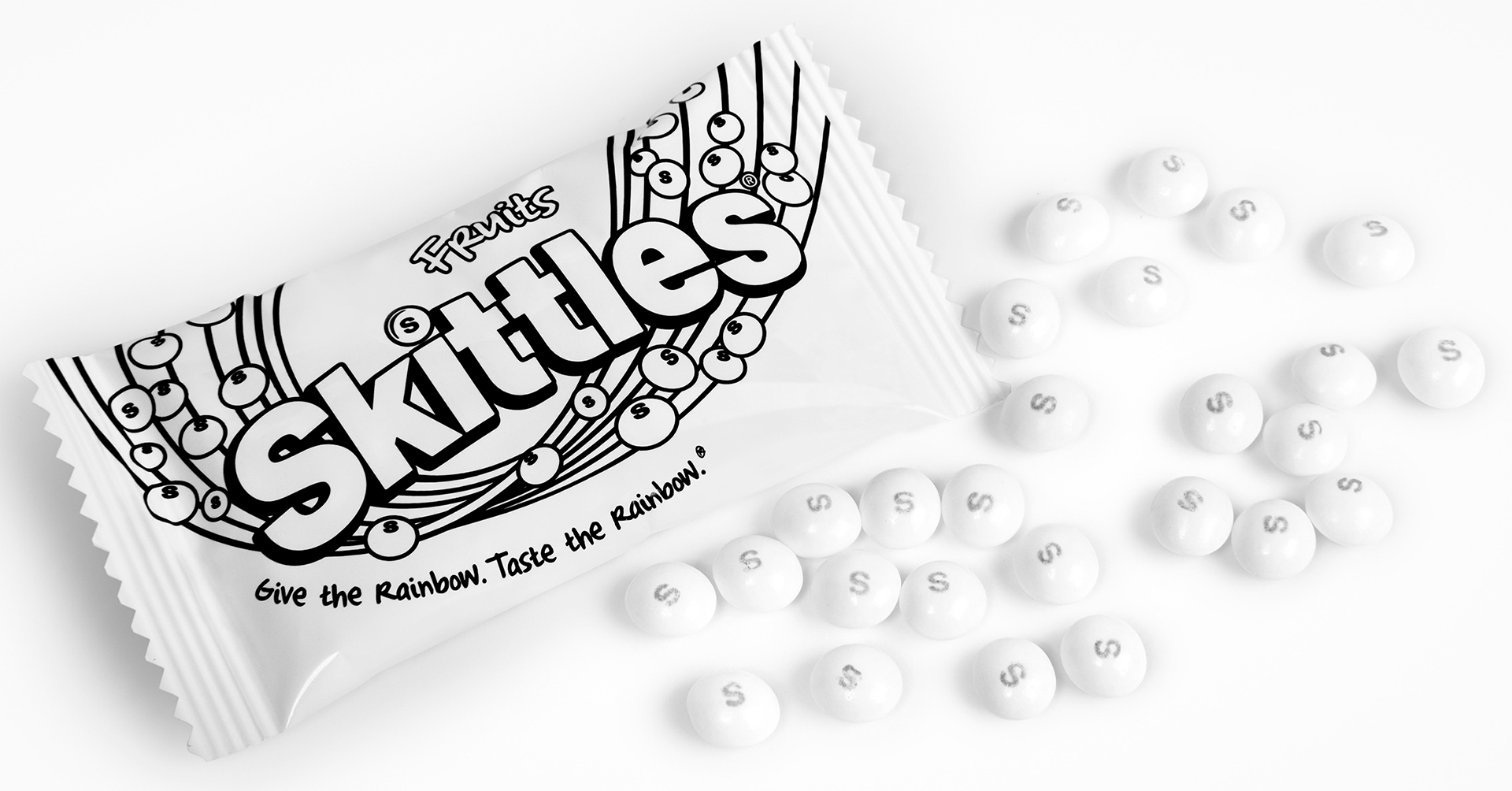 Straight Forward Skittles Pride Bag