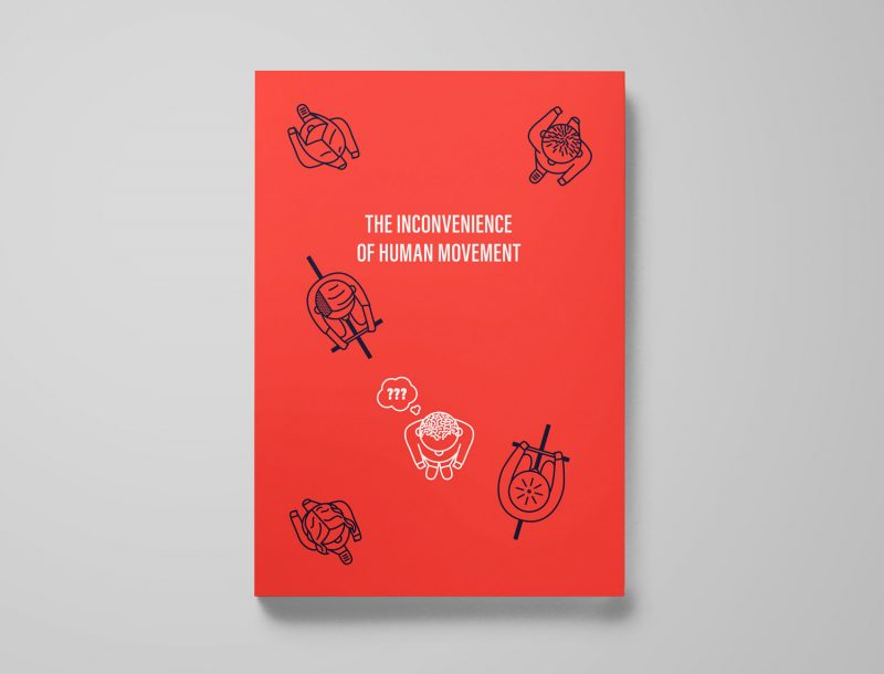 The Inconvenience of Human Movement Cover