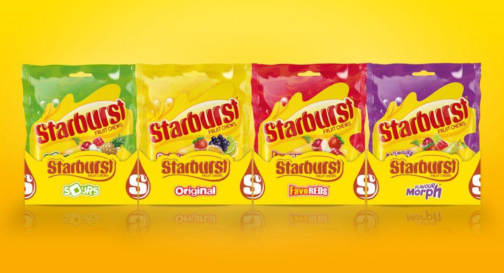 Starburst in cases
