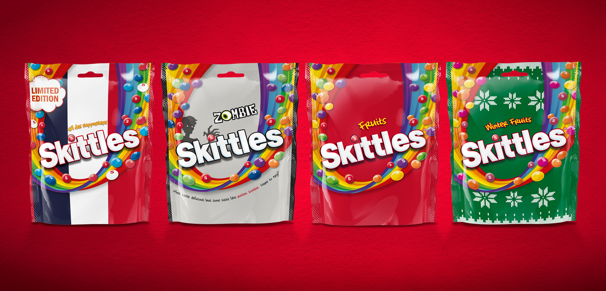 Straight Forward Skittles Packs