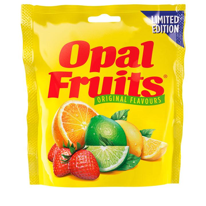 Straight Forward Design Opal Fruits