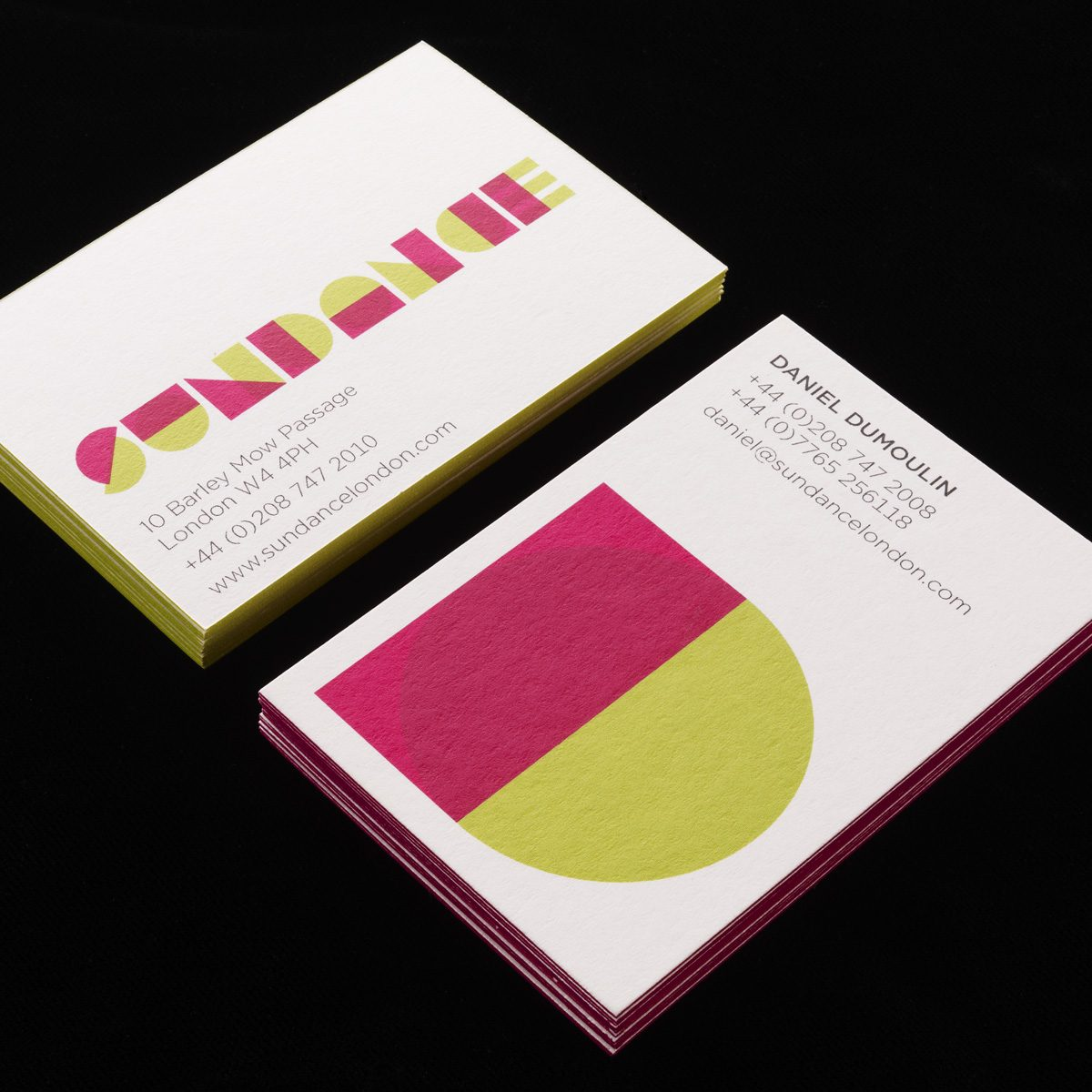 Straight Forward Design - Sundance Stationary